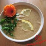 Чечевичный суп-пюре1