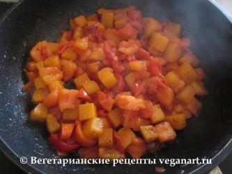 Готовые овощи
