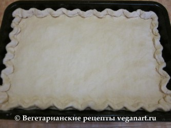 Залепляем пирог