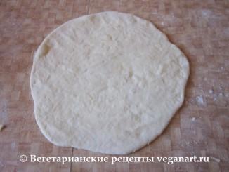 Раскатываем. Хачапури с сыром