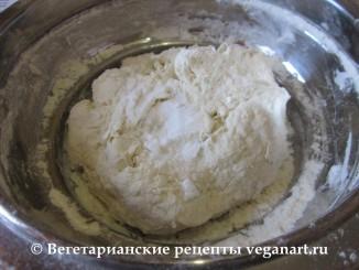 Сода. Хачапури с сыром