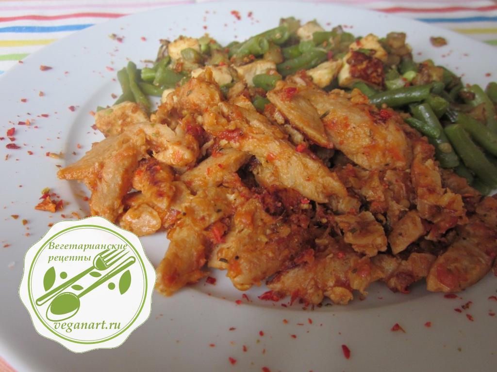 соевое мясо по-корейски. рецепт