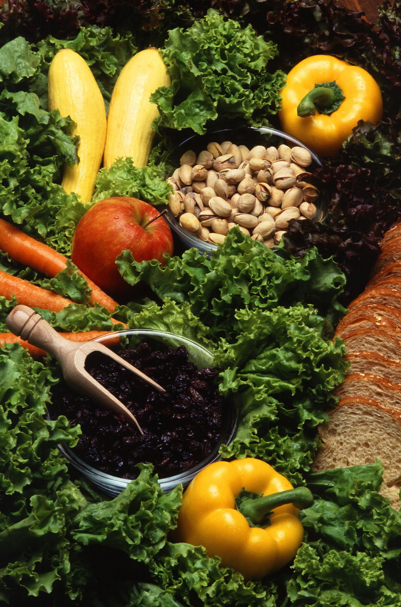 Вегетарианская диета строгая